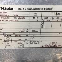 MIELE WS 5100 (2000)