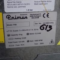 PRIMUS P6 (2010)