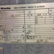 MIELE WS 5140  (2003)